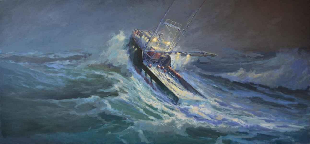 07 trawler