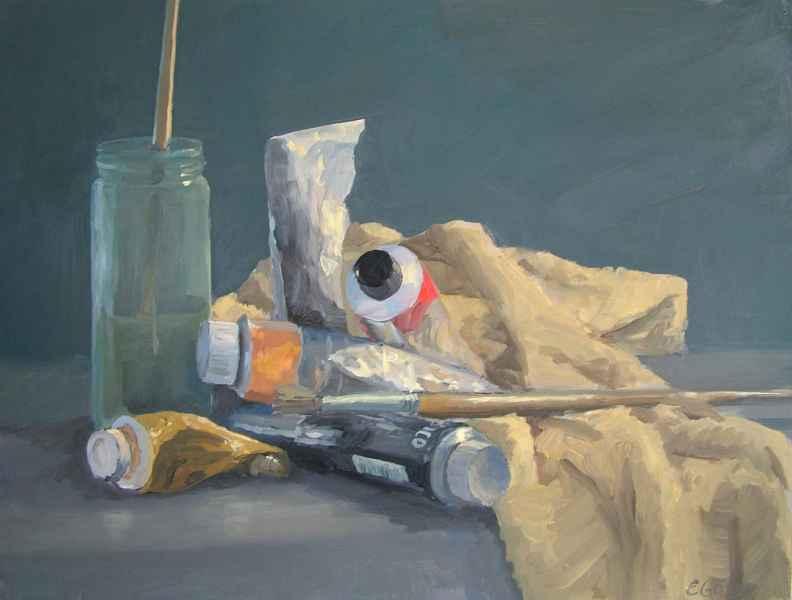 24 moderne schilderkunst